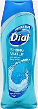 Dial Hydrating Moisturizing Body Wash, Spring Water 21oz