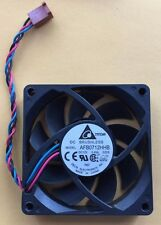 Delta 70x70x15mm 12V 0.45A DC Cooling Fan 3pin Connector AFB0712HHB