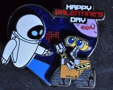 Disney Pins  - 2014 Valentine's Day - Wall-E and Eve ARTIST PROOF - LE
