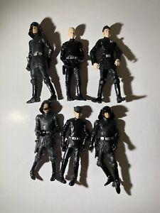 Star Wars Vintage Collection Death Star Scanning Crew Officer Lt. Pol Hux Lot