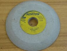 Lot Of 4 Norton 7 X 12 X 1 14 32a60 I8vbe B Face 3600 Rpm 41198 Grinding Wheel