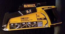 New! DeWalt 5 in 1 Multifunction Hacksaw (DWHT20547)