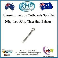 A New Propeller Nut Split Pin Johnson Evinrude 20hp-thru-35hp # R 320785