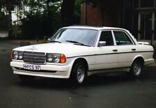 Mercedes Benz W123 Full Bumper With Zender Spoiler