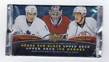McDonalds hockey  Upperdeck 2009 2010 , 1 unopened pack
