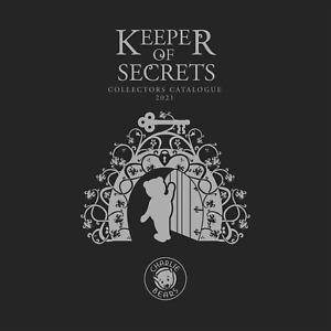 CHARLIE BEARS CATALOGUE 2021 KEEPER OF SECRETS