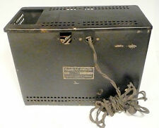 vintage* MAJESTIC POWER SUPPLY 7BP6 / for use w/ 70B CHASSIS - good trans & tube