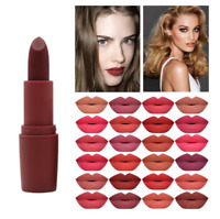 Waterproof Long Lasting Cosmetic Matte Lipstick Makeup Lip Stick Beauty Cosmetic