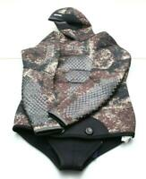 Seac Kama 7.0 Weste Tauchweste Tauchjacke Neopren, Camouflage, Größe XXL *NEU*