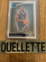 2018-19 Optic Jaren Jackson Jr Rated Rookie RC Card