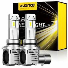 2X Bright 9006 HB4 12000LM LED Headlight Kit Bulbs 6500K ZES Low Beam Lamp White