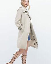 Zara Full Length Outdoor Coats & Jackets for Women