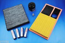 Inspektionspaket Filter Set VW Polo 9N 1,4l 59kW/80PS BUD CGGA Filterpaket