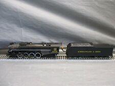 Bachmann HO Scale C&O Berkshire Locomotive w/DCC/Sound