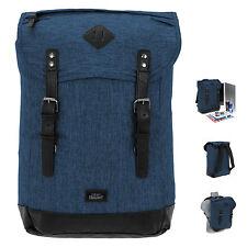 Sac à dos Black Hawk Energy 2 ordinateur portable Sac à dos Voyage sac à dos Daypack Bleu + Bouteille
