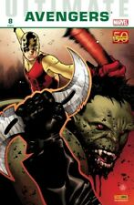 Ultimate Avengers n° 8 - Blade contre les Vengeurs | marvel