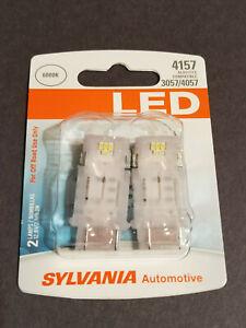 NEW - Sylvania 4157 Super Bright 6000k LED 3057 / 4057 - Free Shipping!