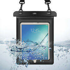 "Black Tablet Waterproof Pouch Dry Bag Case Cover for 10.5"" Samsung Galaxy Tab S6"
