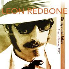 LEON REDBONE - STRINGS AND JOKES LIVE IN BREMEN 1977  CD NEU