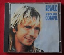 Renaud, ma compil - best of, CD
