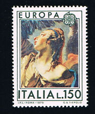 ITALIA 1 FRANCOBOLLO EUROPA CEPT 150 LIRE 1975 nuovo** (BI4378)