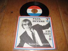 Paul Severs.A.Ik ben verliefd op jou.B.Buona sera signorina (414)