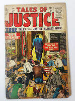 1955 Atlas/Marvel TALES OF JUSTICE #57