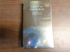 NEW LDS VHS Light The World A Celebration Of Life Spirit of Man-Glory of God