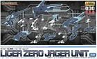Takara Tomy Zoids HMM 030 Liger Zero Jager Unit for HMM 022 1/72 Model Kit