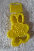 Wilton Bunny Bulk Cookie Cutter Plastic 509-291 New