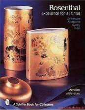 Fachbuch Rosenthal Standardwerk Porzellan, Keramik, Glas, limitierte Objekte NEU