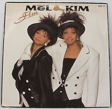"MEL & KIM : FLM 7"" Vinyl Single 45rpm Picture Sleeve Excellent"