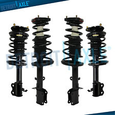 Fit 1993 -1998 1999 2000 2001 2002 Corolla Prizm Front Rear Struts & Coil Spring