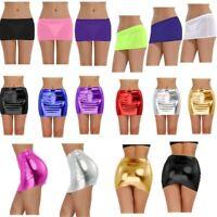Women Sexy Mesh Sheer Skirt Slim Lingerie Stretch Micro Mini Dress Nightwear
