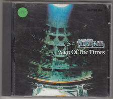 KELLY SIMONZ'S BLIND FAITH - sign of the times CD