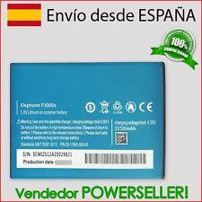 Batería para Elephone P3000 / P3000s   Capacidad Original  