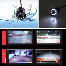 Universal HD 420TVL 8 LED Lights Night Vision Car Rearview Backup Reverse Camera