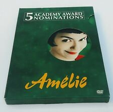 Amelie (Dvd, 2002, 2-Disc Widescreen Special Edition) Audrey Tautou Used