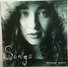 REGINA SPEKTOR RARE SONGS CD 2002 Self Released Not on Label