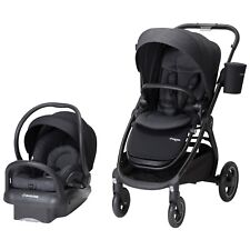 Maxi Cosi Adorra Travel System Nomad Black- Stroller & Mico MAX 30 Car Seat New