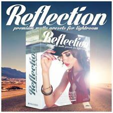Photo Presets for Lightroom / Reflection dslr