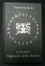 UTHARK: Nightside of the runes - Thomas Karlsson Dragon Rouge LHP Ixaxaar
