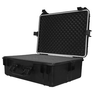 Outdoor Kamerakoffer fotokoffer wasserdicht camera photo case 56x42x21cm 61483-A