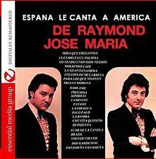 De Raymond & Jose Ma - Espana Le Canta a America [New CD] Manufactured On Dema