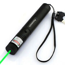 Funny 900Miles Green Laser Pointer Pen 532nm Beam Light Cat Toy 1mW Presentation