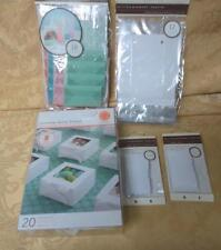 Martha Stewart Lot Wedding - Party Favor Boxes Gift Bags & Place Cards (#1)