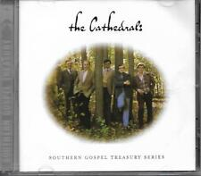 """THE CATHEDRALS.......""""SOUTHERN GOSPEL TREASURY SERIES"""".........OOP HTF GOSPEL CD"""