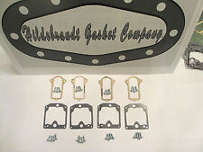 1977-79 SUZUKI GS550 650 750  CARB GASKETS + 29 BOLTS  ($15.99 SALE)  REUSABLE !