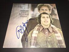 Art Garfunkel SIGNED Bridge Over Troubled Water LP Album Paul Simon PROOF