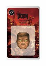 Doom Ansteck-Pin Face - FaNaTtik